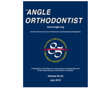 master thesis orthodontics