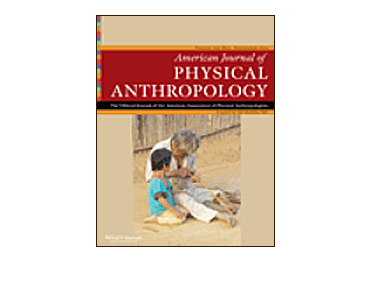 B_Amer_J_Physical Anthropology